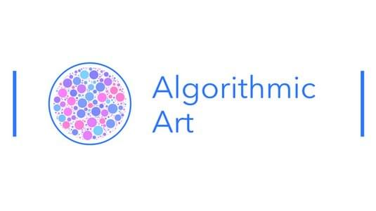Algorithmic Art logo.