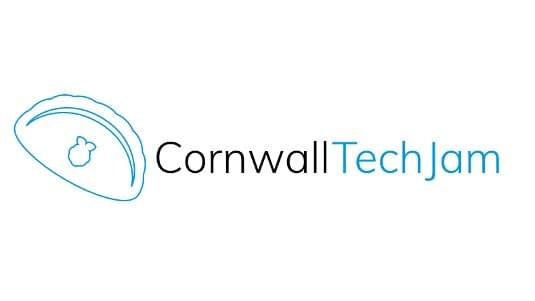 Cornwall Tech Jam logo.