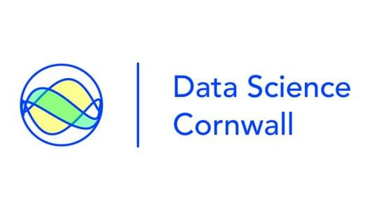 Data Science Cornwall logo.