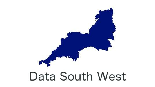 Data South West logo.