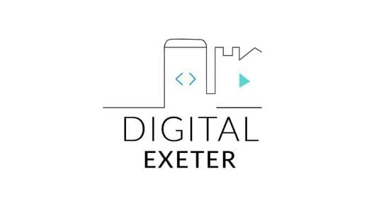 Digital Exeter logo.