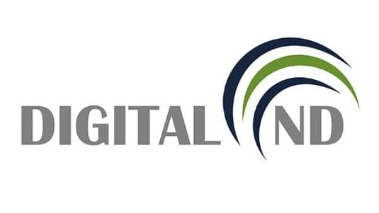 Digital Northern Devon logo.