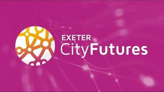Exeter City Futures logo.
