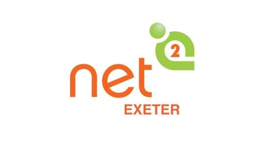 NetSquared Exeter logo.