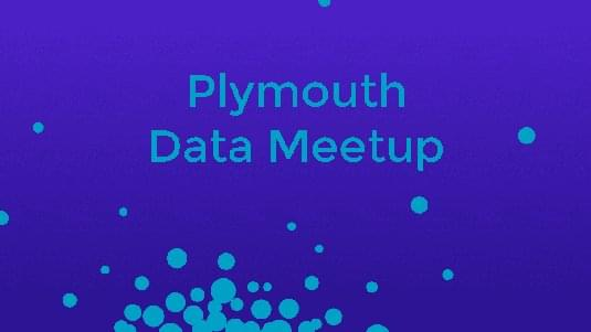 Plymouth Data Meetup logo.