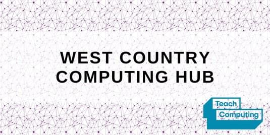 West Country Computing Hub logo.
