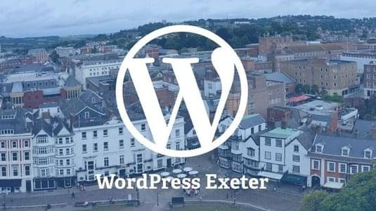 WordPress Exeter logo.